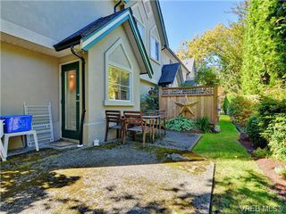 Photo 20: 4 2633 Shelbourne Street in VICTORIA: Vi Jubilee Townhouse for sale (Victoria)  : MLS®# 369788