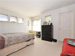Photo 12: 4 2633 Shelbourne Street in VICTORIA: Vi Jubilee Townhouse for sale (Victoria)  : MLS®# 369788