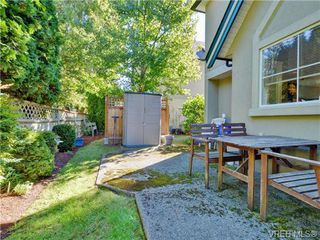 Photo 19: 4 2633 Shelbourne Street in VICTORIA: Vi Jubilee Townhouse for sale (Victoria)  : MLS®# 369788