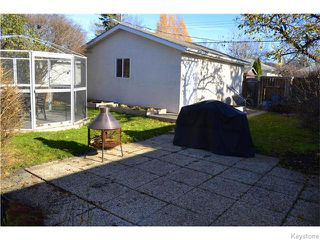 Photo 17: 768 Waterloo Street in Winnipeg: River Heights South Residential for sale (1D)  : MLS®# 1628613