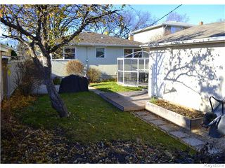 Photo 18: 768 Waterloo Street in Winnipeg: River Heights South Residential for sale (1D)  : MLS®# 1628613