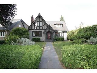 Photo 1: 7307 ANGUS Drive in Vancouver: South Granville House for sale (Vancouver West)  : MLS®# R2131881