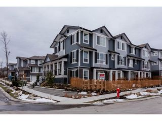 "Photo 2: 1 7157 210 Street in Langley: Willoughby Heights Townhouse for sale in ""Alder"" : MLS®# R2139231"