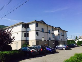 """Main Photo: 109 7435 SHAW Avenue in Sardis: Sardis East Vedder Rd Condo for sale in """"TIMBERLAND APARTMENTS"""" : MLS®# R2145376"""