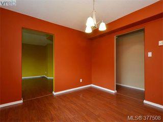 Photo 6: B 1706 Kings Rd in VICTORIA: Vi Jubilee Half Duplex for sale (Victoria)  : MLS®# 757946