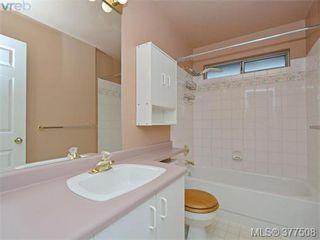 Photo 17: B 1706 Kings Rd in VICTORIA: Vi Jubilee Half Duplex for sale (Victoria)  : MLS®# 757946