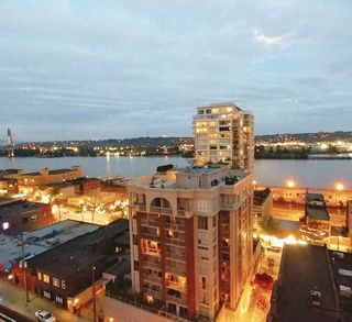 """Photo 3: 1005 720 CARNARVON Street in New Westminster: Downtown NW Condo for sale in """"Carnarvon Tower"""""""
