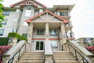 "Photo 1: 206 5438 198 Street in Langley: Langley City Condo for sale in ""Creekside Estates"" : MLS®# R2168002"