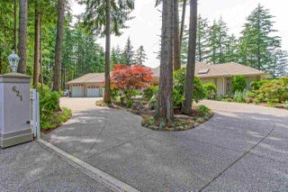 """Photo 1: 621 194 Street in Surrey: Hazelmere House for sale in """"HAZELMERE VALLEY"""" (South Surrey White Rock)  : MLS®# R2170440"""