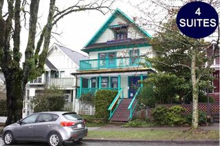 Main Photo: 1847 VENABLES Street in Vancouver: Hastings House for sale (Vancouver East)  : MLS®# R2185261