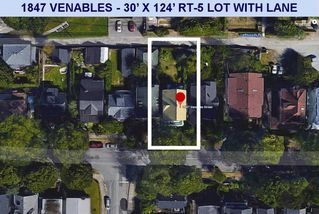 Photo 18: 1847 VENABLES Street in Vancouver: Hastings House for sale (Vancouver East)  : MLS®# R2185261