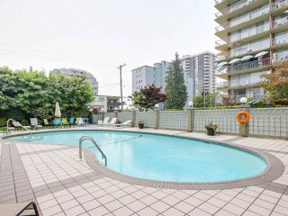 Photo 15: 606 1425 ESQUIMALT AVENUE in West Vancouver: Ambleside Condo for sale : MLS®# R2194722
