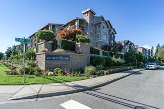 "Main Photo: 427 21009 56 Avenue in Langley: Salmon River Condo for sale in ""CORNERSTONE"" : MLS®# R2215302"