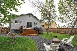 Photo 20: 26 Francois Muller Place in Winnipeg: Windsor Park Residential for sale (2G)  : MLS®# 1803008