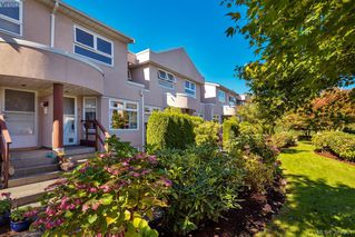 Photo 1: 17 478 Culduthel Rd in VICTORIA: SW Gateway Row/Townhouse for sale (Saanich West)  : MLS®# 779467