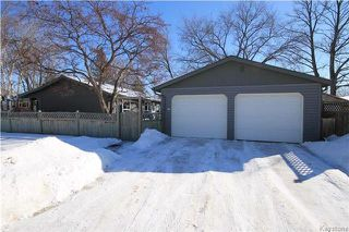 Photo 20: 3 Pembridge Bay in Winnipeg: Meadowood Residential for sale (2E)  : MLS®# 1804115