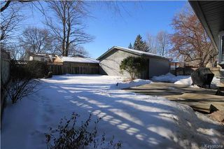 Photo 19: 3 Pembridge Bay in Winnipeg: Meadowood Residential for sale (2E)  : MLS®# 1804115