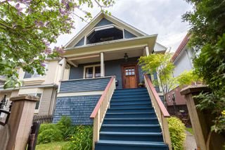 Photo 1: 3824 LANARK Street in Vancouver: Knight House for sale (Vancouver East)  : MLS®# R2270504