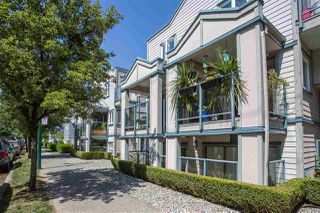 "Photo 1: 109 643 W 7TH Avenue in Vancouver: Fairview VW Condo for sale in ""COURTYARDS"" (Vancouver West)  : MLS®# R2271434"