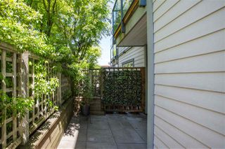 "Photo 12: 109 643 W 7TH Avenue in Vancouver: Fairview VW Condo for sale in ""COURTYARDS"" (Vancouver West)  : MLS®# R2271434"