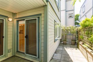 "Photo 11: 109 643 W 7TH Avenue in Vancouver: Fairview VW Condo for sale in ""COURTYARDS"" (Vancouver West)  : MLS®# R2271434"