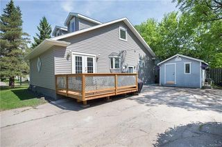 Photo 16: 22 Nichol Avenue in Winnipeg: Norberry Residential for sale (2C)  : MLS®# 1813401