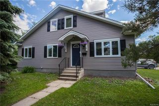 Photo 1: 22 Nichol Avenue in Winnipeg: Norberry Residential for sale (2C)  : MLS®# 1813401
