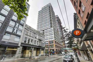 "Photo 1: 1904 108 W CORDOVA Street in Vancouver: Downtown VW Condo for sale in ""WOODWARDS"" (Vancouver West)  : MLS®# R2283214"