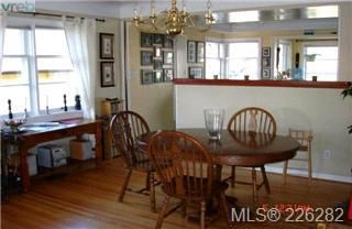 Photo 3:  in VICTORIA: OB Henderson Single Family Detached for sale (Oak Bay)  : MLS®# 423611