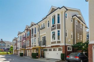 """Photo 1: 136 20738 84 Avenue in Langley: Willoughby Heights Townhouse for sale in """"Yorkson Creek"""" : MLS®# R2296692"""