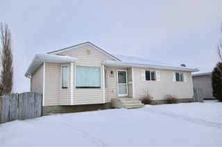 Photo 1: 111 Parkside Drive: Wetaskiwin House for sale : MLS®# E4127782