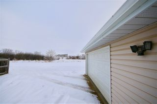 Photo 30: 111 Parkside Drive: Wetaskiwin House for sale : MLS®# E4127782