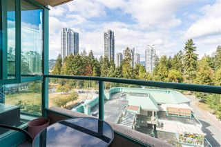"Photo 16: 802 3071 GLEN Drive in Coquitlam: North Coquitlam Condo for sale in ""PARC LAURENT"" : MLS®# R2302139"