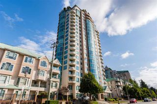 "Photo 2: 802 3071 GLEN Drive in Coquitlam: North Coquitlam Condo for sale in ""PARC LAURENT"" : MLS®# R2302139"