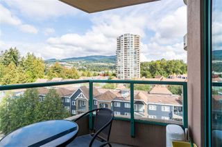 "Photo 17: 802 3071 GLEN Drive in Coquitlam: North Coquitlam Condo for sale in ""PARC LAURENT"" : MLS®# R2302139"