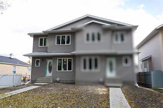 Main Photo: 12125 80 Street in Edmonton: Zone 05 House Half Duplex for sale : MLS®# E4136511