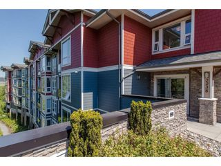 """Main Photo: 101 2238 WHATCOM Road in Abbotsford: Abbotsford East Condo for sale in """"Waterleaf"""" : MLS®# R2330100"""