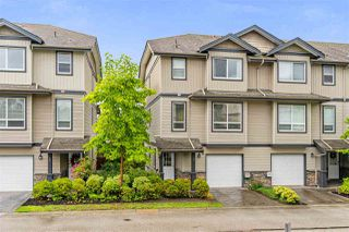 "Main Photo: 32 3127 SKEENA Street in Port Coquitlam: Riverwood Townhouse for sale in ""RIVERS WALK"" : MLS®# R2332482"