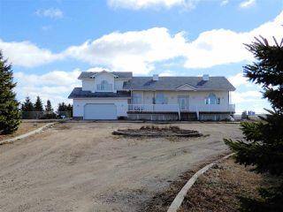 Photo 1: 54315 Range Road 261: Rural Sturgeon County House for sale : MLS®# E4147048