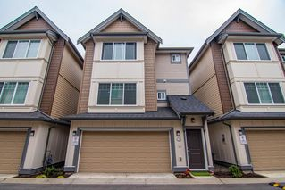 "Main Photo: 17 6971 122 Street in Surrey: West Newton Townhouse for sale in ""AURA"" : MLS®# R2347925"