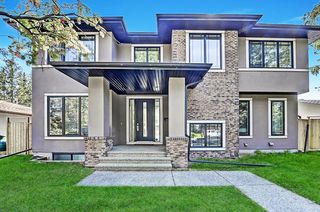 Photo 1: 2711 LIONEL Crescent SW in Calgary: Lakeview Detached for sale : MLS®# C4236282