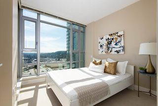 "Photo 11: 2308 1155 THE HIGH Street in Coquitlam: North Coquitlam Condo for sale in ""M1"" : MLS®# R2353744"