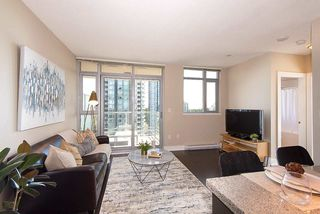 """Photo 1: 2308 1155 THE HIGH Street in Coquitlam: North Coquitlam Condo for sale in """"M1"""" : MLS®# R2353744"""