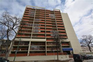 Photo 1: 1103 15 Kennedy Street in Winnipeg: Downtown Condominium for sale (9A)  : MLS®# 1907208