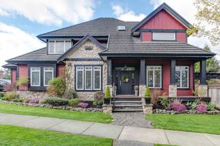 """Main Photo: 3813 154A Street in Surrey: Morgan Creek House for sale in """"IRONWOOD"""" (South Surrey White Rock)  : MLS®# R2356551"""
