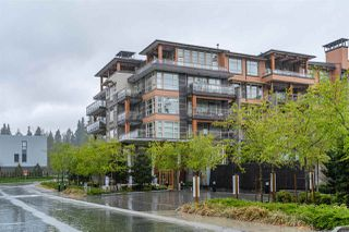 Main Photo: 222 3602 ALDERCREST Drive in North Vancouver: Roche Point Condo for sale : MLS®# R2359828