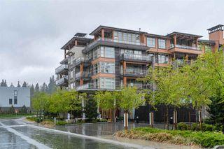 Main Photo: 222 3602 ALDERCREST Drive in North Vancouver: Roche Point Condo for sale : MLS®# R2359828
