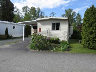 "Photo 1: 74 46484 CHILLIWACK LAKE Road in Chilliwack: Chilliwack River Valley Manufactured Home for sale in ""Chilliwack River Estates"" (Sardis)  : MLS®# R2364809"