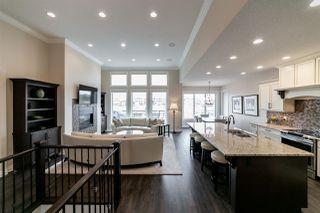 Photo 5: 19 Edgewater Terrace N: St. Albert House for sale : MLS®# E4155680