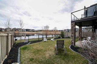 Photo 29: 19 Edgewater Terrace N: St. Albert House for sale : MLS®# E4155680